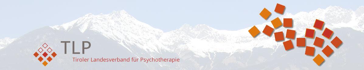 TLP - Tiroler Landesverband für Psychotherapie